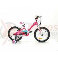 Bicicleta Sprint Alice 16 1SP 2021, roz lucios