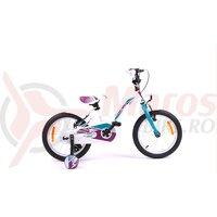 Bicicleta Sprint Alice 16 alblucios 2020