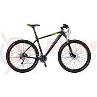 Bicicleta Sprint Apolon HDB 29 negru/gri/verde mat 2019