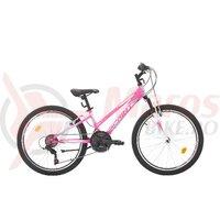Bicicleta Sprint Calypso 24 Roz Neon Lucios 2020