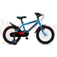 Bicicleta Sprint Casper 16 albastru/rosu