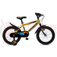 Bicicleta Sprint Casper 16 orange/blue
