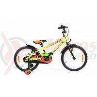 Bicicleta Sprint Casper 18 verde neon 2020
