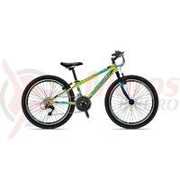 Bicicleta Sprint Casper 24 verde neon mat