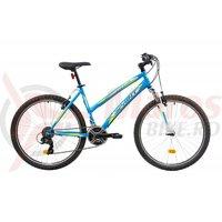 Bicicleta Sprint Cougar Lady 26 albastru lucios 2019