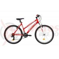Bicicleta Sprint Cougar Lady 26 rosu lucios 2019