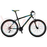 Bicicleta Sprint Dynamic 29 negru/cyan 2018