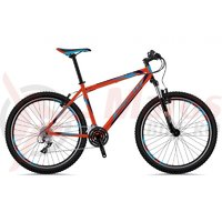 Bicicleta Sprint Dynamic 29 rosu/cyan/albastru 2018