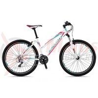 Bicicleta Sprint Dynamic LD 26 alb/verde/roz 2018