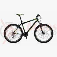 Bicicleta Sprint Dynamic MDB 27.5, negru mat/verde