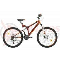 Bicicleta Sprint Element DB 26 Rosu/Negru 2020