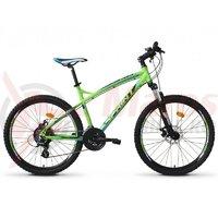 Bicicleta Sprint GTS 26 verde/negru 2017