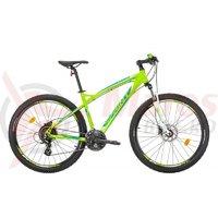Bicicleta Sprint GTS 27.5 verde/alb/albastru 2017