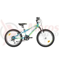 Bicicleta Sprint Hat Trick 20' turcoaz 2020