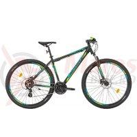 Bicicleta Sprint Maverick 29 MDB negru/albastru 2017