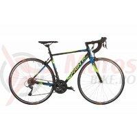 Bicicleta Sprint Monza Race 28 2021 Negru/Verde Neon