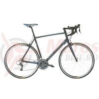 Bicicleta Sprint Monza Race Negru/Albastru