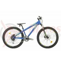 Bicicleta Sprint Primus Dirt DD Albastru Mat