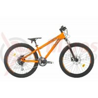 Bicicleta Sprint Primus Dirt DD Portocaliu Neon