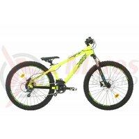 Bicicleta Sprint PRIMUS RACE DD 26 2021 Verde Neon