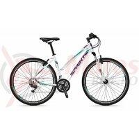 Bicicleta Sprint Sintero Lady 28 2021 Alb Mat
