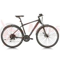 "Bicicleta Sprint Sintero Urban Plus Man 28"" negru mat 2017"