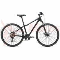 Bicicleta Trekking LIV GIANT Rove 1 DD Disc 28'' Negru