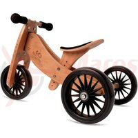 Bicicleta/Tricicleta copii 2 in 1 Kinderfeets Tiny Tot Plus Bamboo