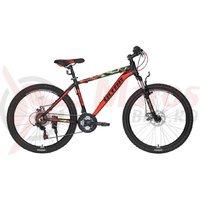 Bicicleta Ultra Agressor 26' rosie