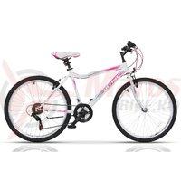 Bicicleta Ultra Gravita 26' alba