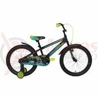 Bicicleta Ultra Kidy 20'' neagra
