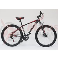 Bicicleta Ultra Nitro 27.5' negru/portocaliu
