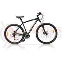 Bicicleta Ultra Nitro 29'' hidraulic - negru/albastru