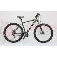 Bicicleta Ultra Nitro RF 29' negru/galben