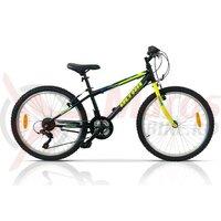 Bicicleta Ultra Storm 24' - negru