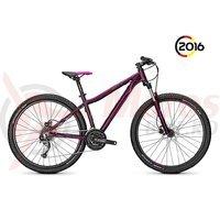 Bicicleta Univega Vision 3.0 Sky 24G 2016