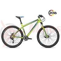 Bicicleta Univega Vision LTD 30G verde 2016