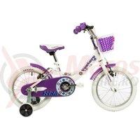 Bicicleta Venture 1418 alba 2018