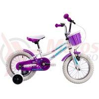 Bicicleta Venture 1418 alba 2019