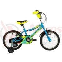 Bicicleta Venture 1617 albastra 2018