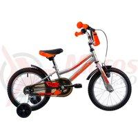 Bicicleta Venture 1617 gri 2019