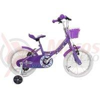 Bicicleta Venture 1618 violet 2018
