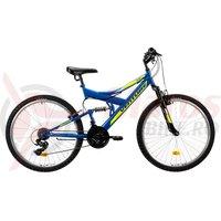 Bicicleta Venture 2640 albastra 2019