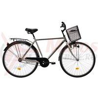 Bicicleta Venture 2817 gri 2019