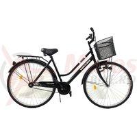 Bicicleta Venture 2818 neagra 2019