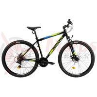 Bicicleta Venture 2921 neagra 2019
