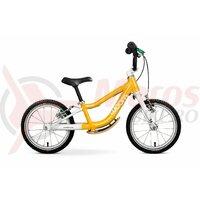 Bicicleta WOOM 1 PLUS 14' galbena