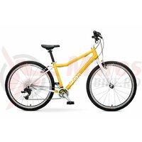 Bicicleta Woom 5 24' galbena