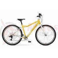 Bicicleta Woom 6 26' galbena