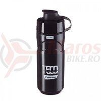 Bidon Apa Polisport Thermal T500, negru-gri, 500ml
